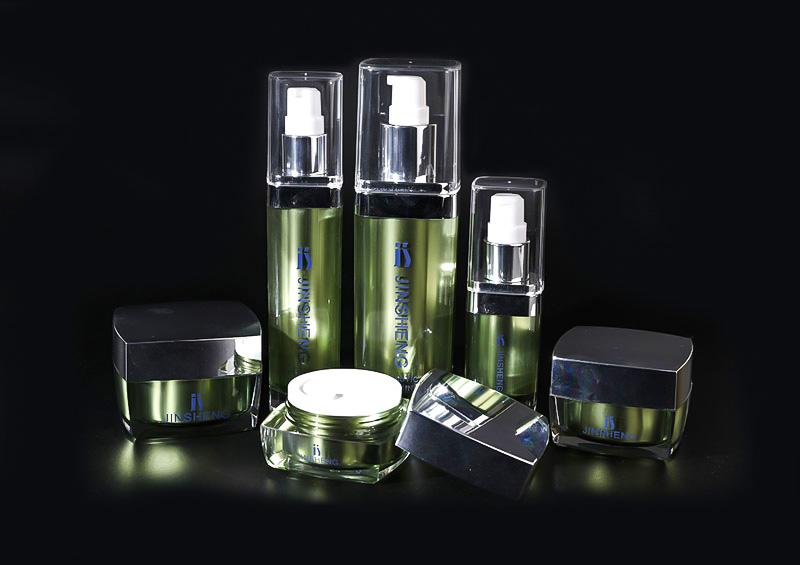 乳液瓶与膏霜瓶 JS-C03 JS-C04