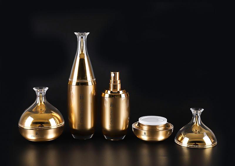 乳液瓶与膏霜瓶 JS-DS01 JS-DS02