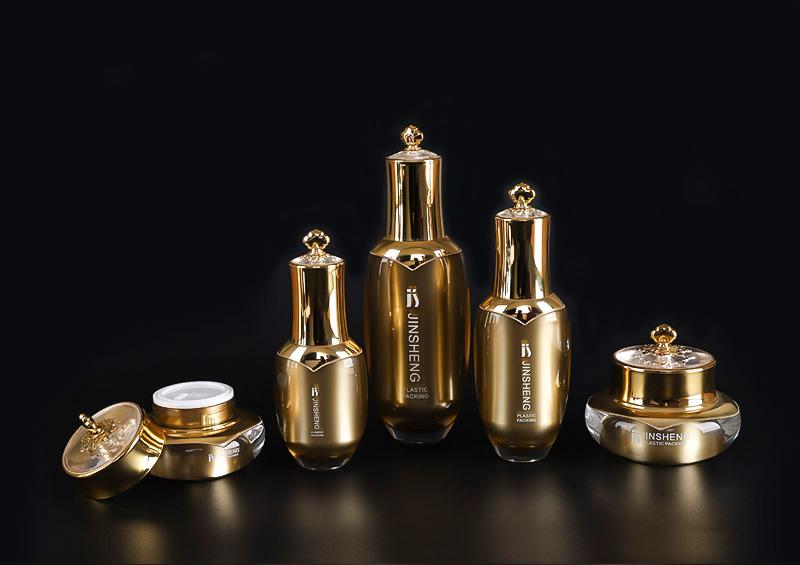 乳液瓶与膏霜瓶 JS-E01 JS-E02