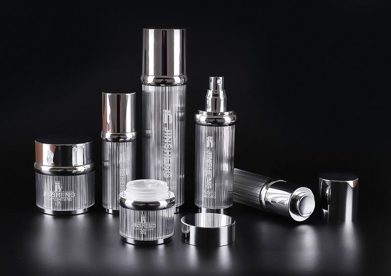 乳液瓶与膏霜瓶 JS-JZ01 JS-JZ02