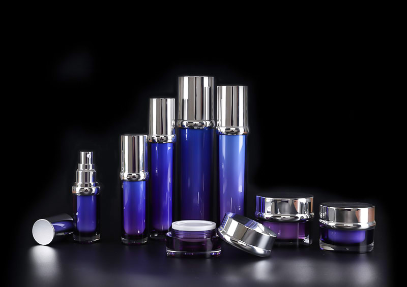 乳液瓶与膏霜瓶 JS-TJ01 JS-TJ02